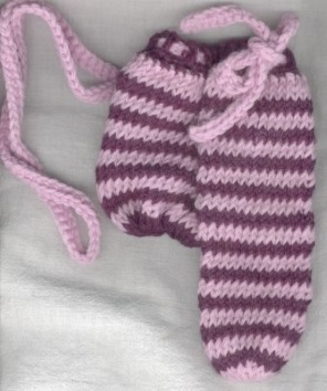 Knitted Willie Warmer