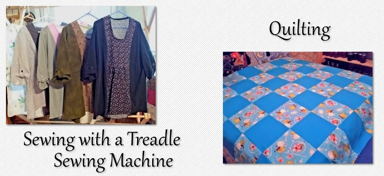 Sewing and Quilting Photos